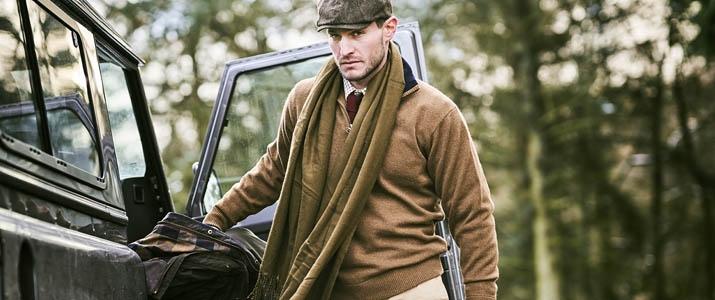 Men's Country Knitwear