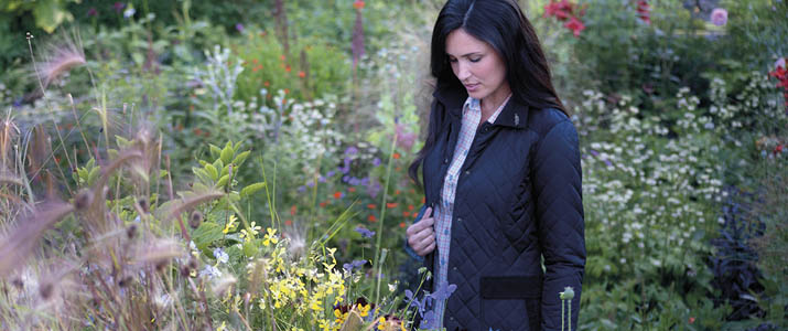 Ladies Quilted Jackets