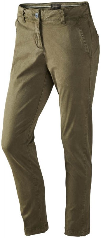 Seeland Constance Lady trousers Moss green