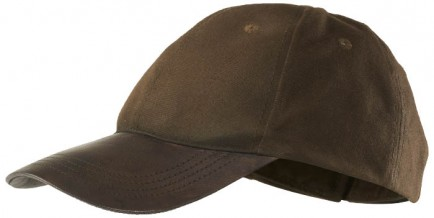 Seeland Retriever cap Mudd green