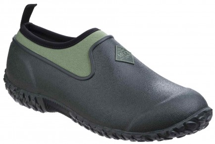 Muck Boots Women's Muckster II Low All-Purpose Lightweight Shoe Green