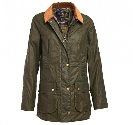 Barbour Lightweight Beadnell Archive Olive