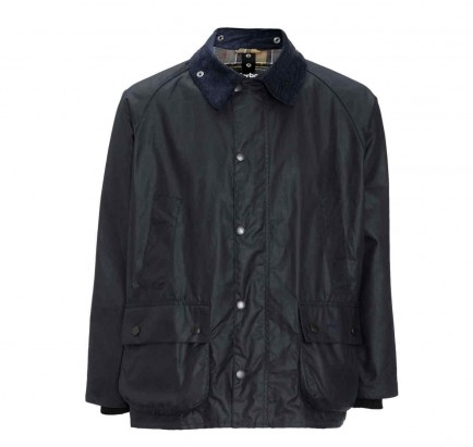 Barbour Bedale Jacket Navy