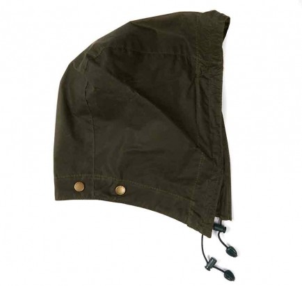 Barbour Lightweight Wax Hood Archive Olive