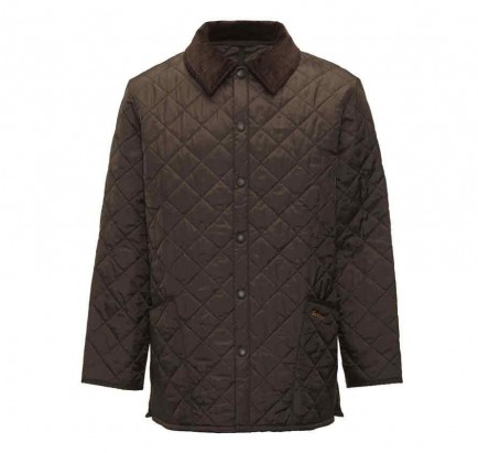 Barbour Liddesdale Jacket Rustic