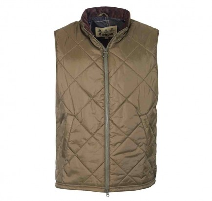 Barbour Finn Quilted Gilet Olive