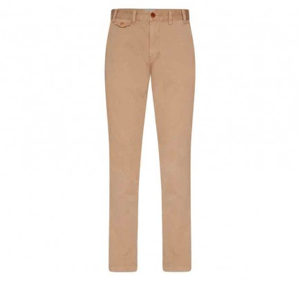 Barbour Neuston Twil Trousers Stone
