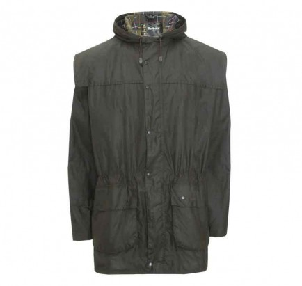 Barbour Classic Durham Jacket Brown