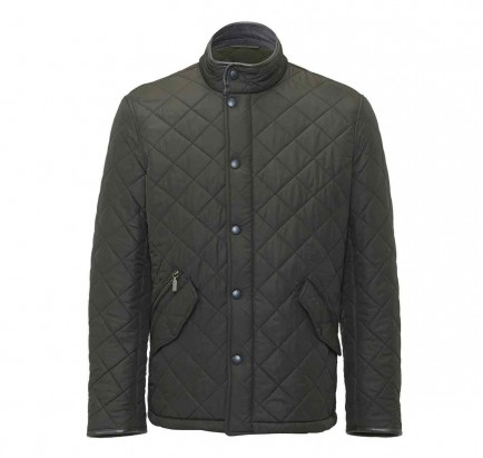 Barbour Powell Jacket Olive
