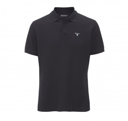 Barbour Sports Polo 215G Navy