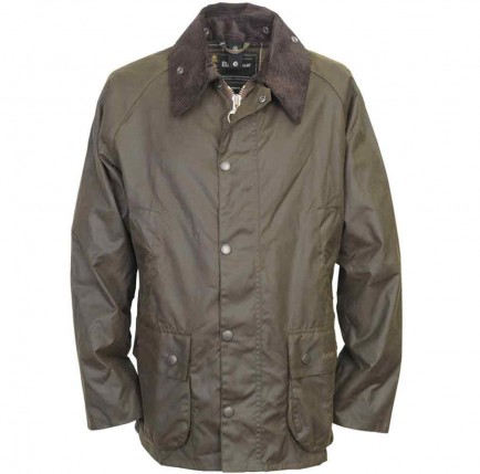Barbour Classic Bedale Jacket Olive