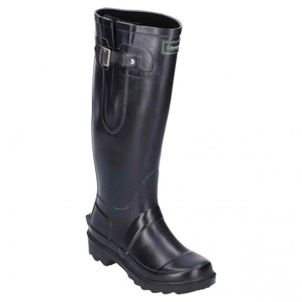 Cotswold Windsor Tall Wellington Boot Welly Black