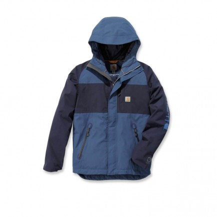 Carhartt 102990 Angler Jacket Dark Blue/Navy