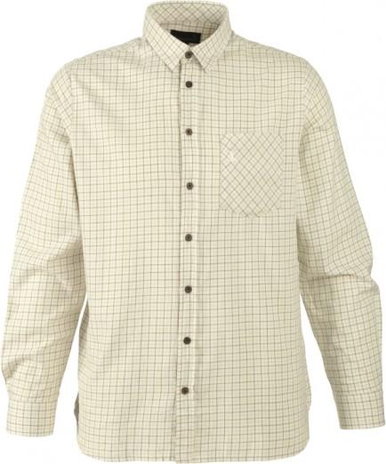 Seeland Clayton Shirt Tofu Check