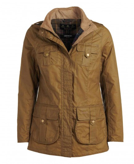 Barbour Defence Lightweight Wax Sand/Classic