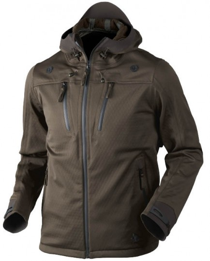 Seeland Hawker Shell jacket Pine green