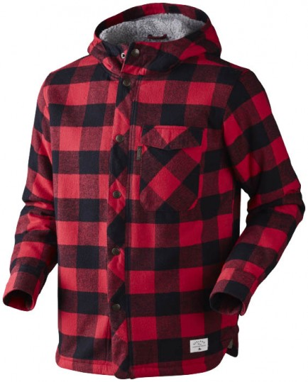 Seeland Canada Jacket Winter Lumber Check