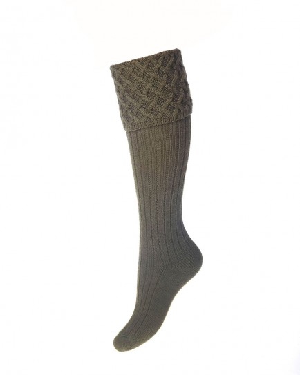 House of Cheviot Lady Rannoch Shooting Sock