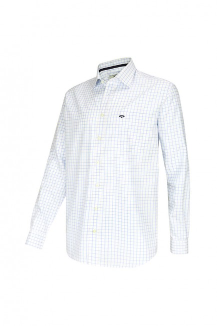 Hoggs of Fife Turnberry Twill Cotton Shirt