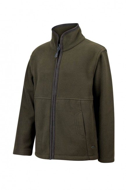 Hoggs of Fife Woodhall Junior Fleece Jacket