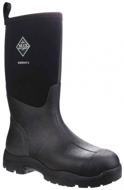 Muck Boots Derwent II All-Purpose Field Boot Black