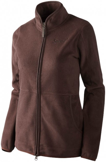 Seeland Bolton Lady fleece Bitter chocolate
