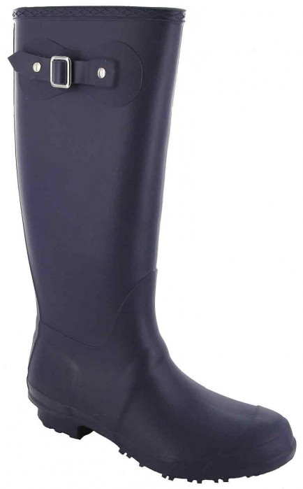 Cotswold Sandringham Welly Purple