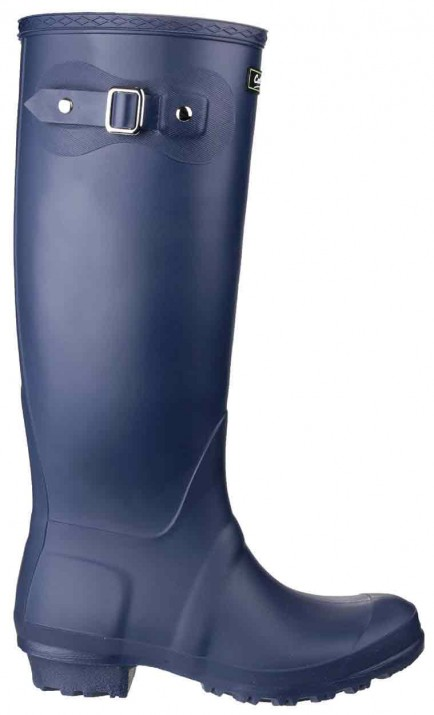 Cotswold Sandringham Welly Navy
