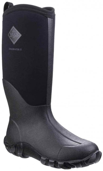 Muck Boots Edgewater II Multi-Purpose Boot Black