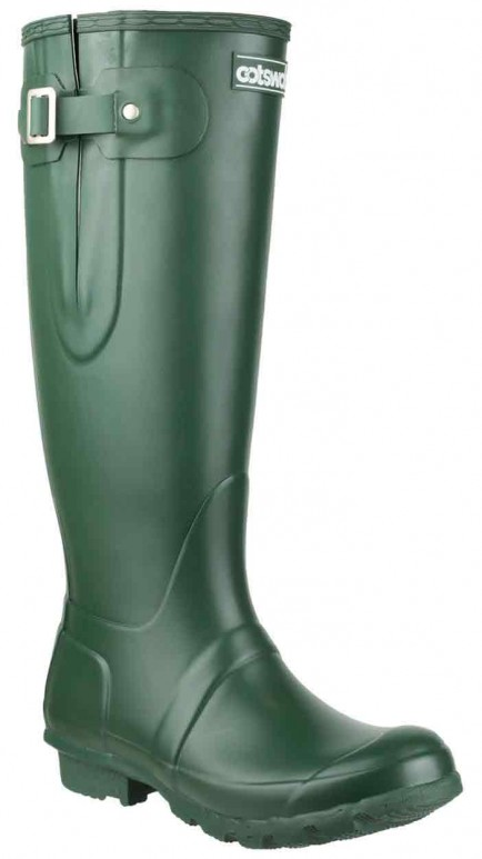Cotswold Windsor Wellingtons Green