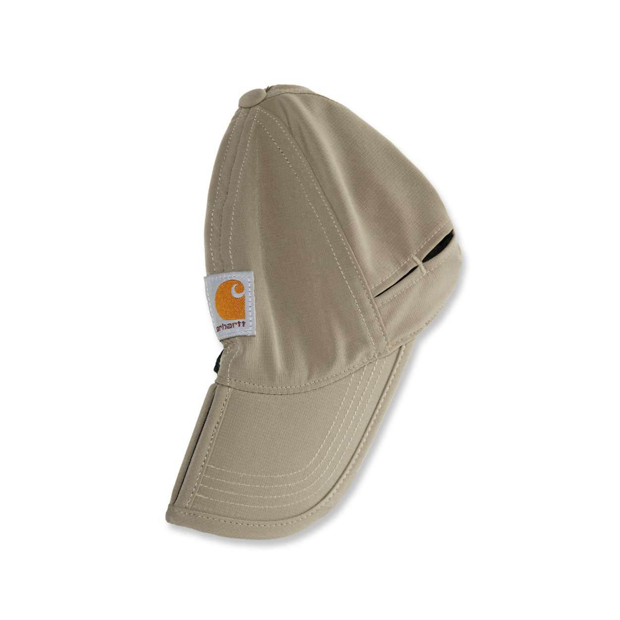 97524051c92ef Carhartt 103804 Force Extremes Angler Packable Cap Desert - Country ...