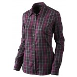 Seeland Pilton Lady shirt Raisin check