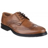 Cotswold Mickleton Brogue Tan