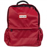 Hunter Original Nylon Backpack Military Red