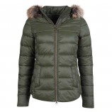 Barbour Irving Quilted jacket Olive
