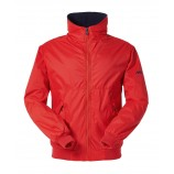 Musto Snug Blouson Jacket True Red/True Navy