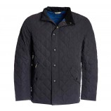 Barbour Shoveler Quilt Navy