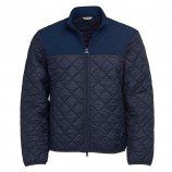 Barbour Staindrop Quilt Navy
