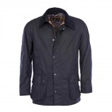 Barbour Ashby Jacket Navy