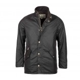 Barbour Prestbury Wax Jacket Rustic