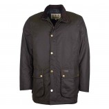 Barbour Hartlington Wax Jacket Olive