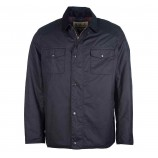Barbour Dalegarth Wax Jacket Navy