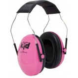 Peltor Kids Ear Defenders Pink