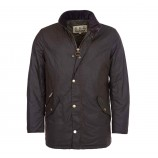 Barbour Prestbury Wax Jacket Olive
