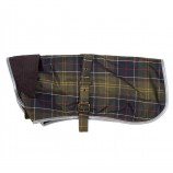 Barbour Waterproof Dog Coat Classic Tartan