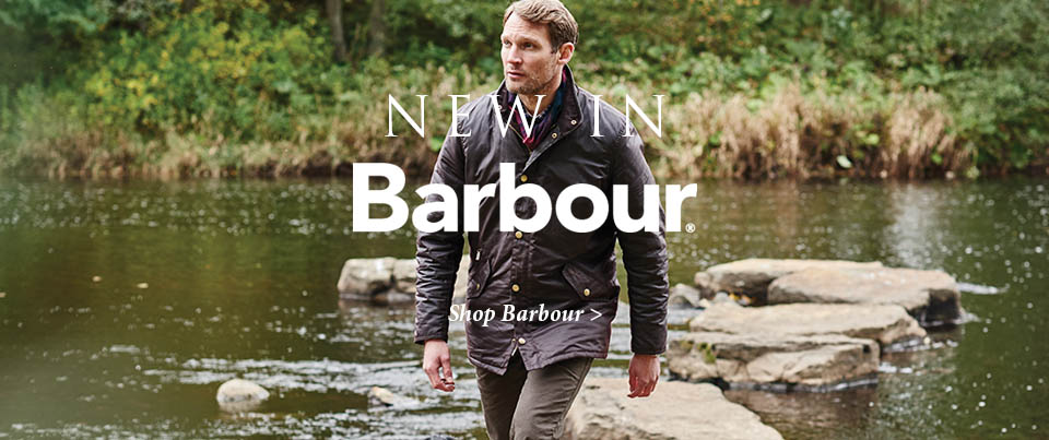 Barbour AW16