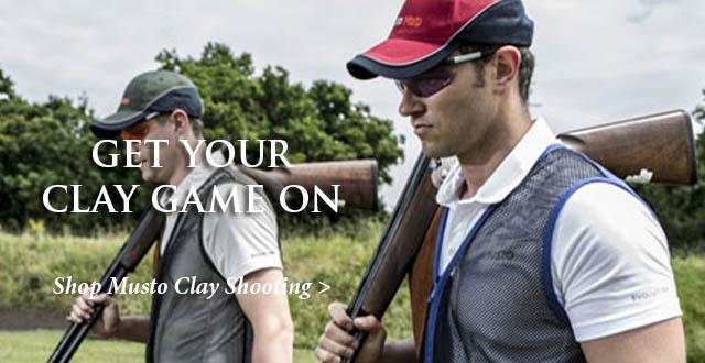 Musto Clay Shooting