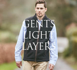 Gents Light Layers