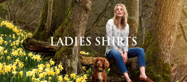 Ladies Country Shirts