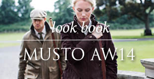 Musto AW14